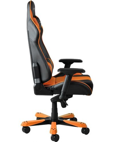 Геймърски стол DXRacer King - черен/оранжев (OH/KF06/NO) - 12
