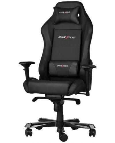 Геймърски стол DXRacer Iron - черен (OH/IF11/N) - 1