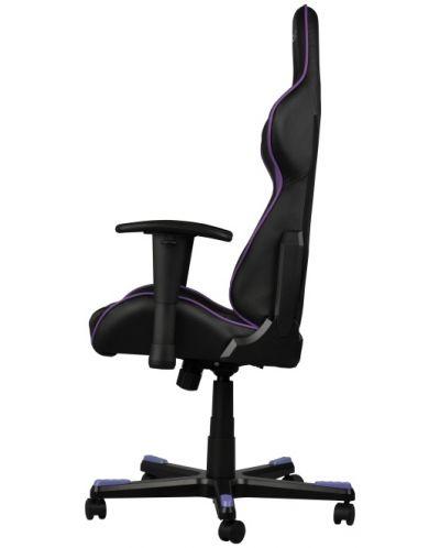 Геймърски стол DXRacer Formula - черен/лилав (OH/FE08/NV) - 9