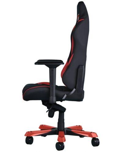 Геймърски стол DXRacer Iron - черен/червен (OH/IS166/NR) - 3