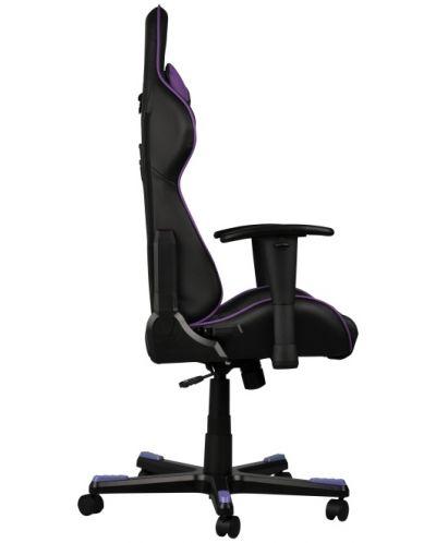 Геймърски стол DXRacer Formula - черен/лилав (OH/FE08/NV) - 10