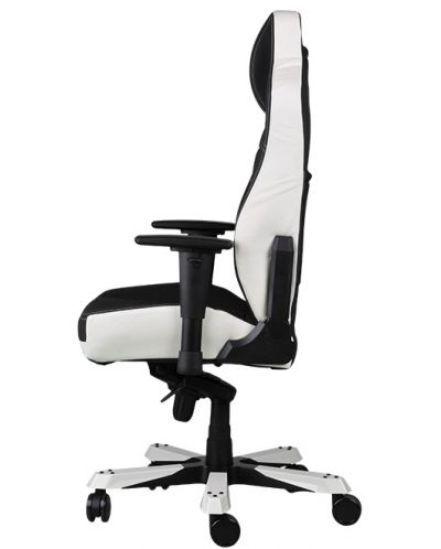DXRacer CLASSIC Gaming Chair - черен/бял (OH/CBJ120/NW) - 3