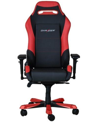 Геймърски стол DXRacer Iron - черен/червен (OH/IF11/NR) - 2