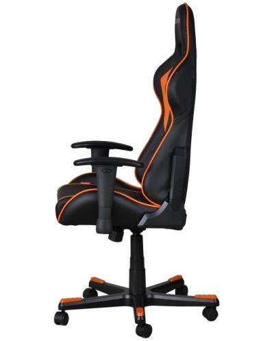 Геймърски стол DXRacer Formula - черен/оранжев (OH/FE08/NO) - 5