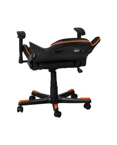 Геймърски стол DXRacer Formula - черен/оранжев (OH/FE08/NO) - 9