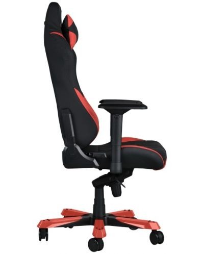 Геймърски стол DXRacer Iron - черен/червен (OH/IS166/NR) - 5