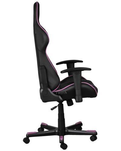 Геймърски стол DXRacer Formula - черен/розов (OH/FE08/NP) - 8