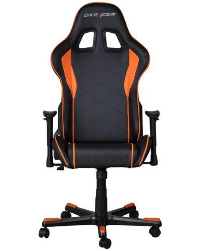 Геймърски стол DXRacer Formula - черен/оранжев (OH/FE08/NO) - 3