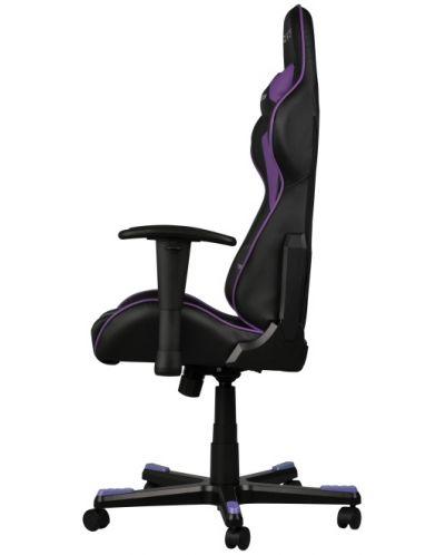 Геймърски стол DXRacer Formula - черен/лилав (OH/FE08/NV) - 7