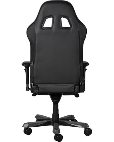 Геймърски стол DXRacer King - черен/сив (OH/KF57/NG) - 10