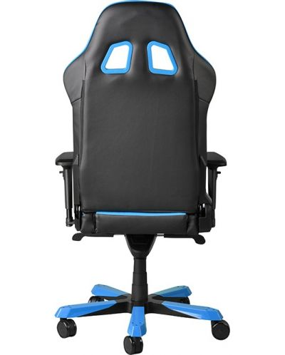 Геймърски стол DXRacer King - черен/син (OH/KF06/NB) - 8