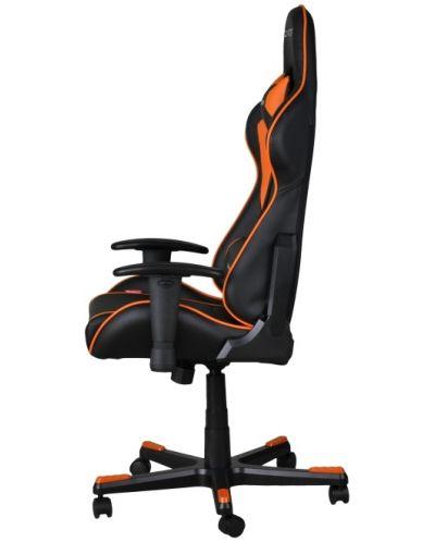Геймърски стол DXRacer Formula - черен/оранжев (OH/FE08/NO) - 7