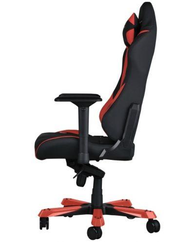 Геймърски стол DXRacer Iron - черен/червен (OH/IS166/NR) - 6