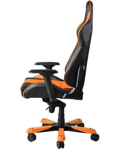Геймърски стол DXRacer King - черен/оранжев (OH/KF06/NO) - 9