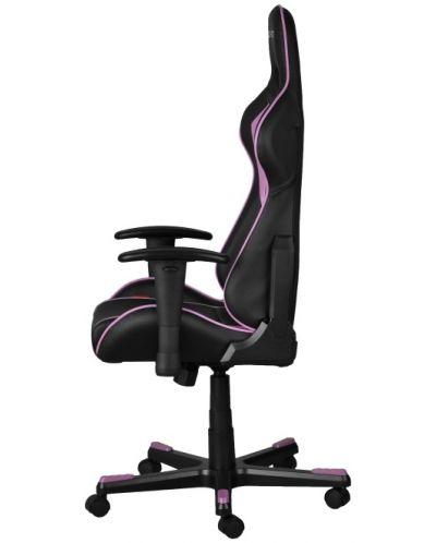Геймърски стол DXRacer Formula - черен/розов (OH/FE08/NP) - 7