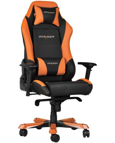 Геймърски стол DXRacer Iron - черен/оранжев (OH/IF11/NO) - 3