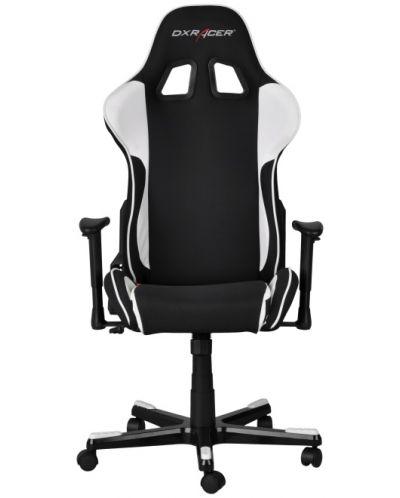 Геймърски стол DXRacer Formula - черен/бял (OH/FE11/NW) - 4