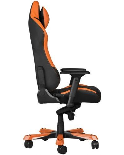 Геймърски стол DXRacer Iron - черен/оранжев (OH/IF11/NO) - 7