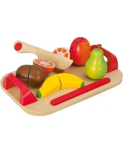 Дъска за рязане с плодове Eichhorn - 1