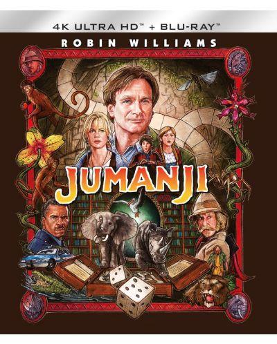 Jumanji (1995) (4K UHD + Blu-ray) - 1
