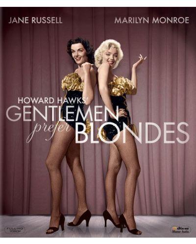 Джентълмените предпочитат блондинки (Blu-Ray) - 1