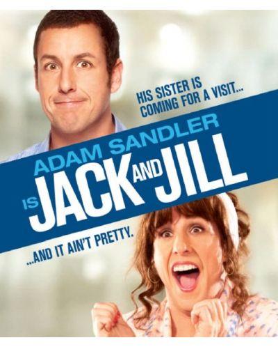 Джак и Джил (Blu-Ray) - 1