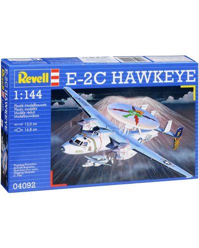 Сглобяем модел Revell - Военен самолет E-2C Hawkeye (04092) - 1
