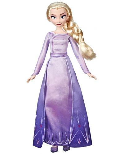 Кукла Hasbro Frozen 2 - Елза от Арендел, с 2 рокли - 3