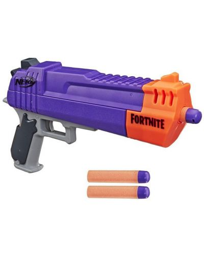 Бластер Hasbro Nerf Fortinite - HC-E, с меки стрели - 2