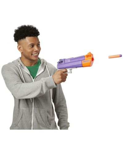 Бластер Hasbro Nerf Fortinite - HC-E, с меки стрели - 4