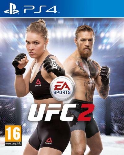 EA Sports UFC 2 (PS4) - 1