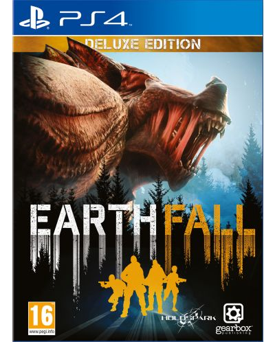 EarthFall Deluxe Edition (PS4) - 1