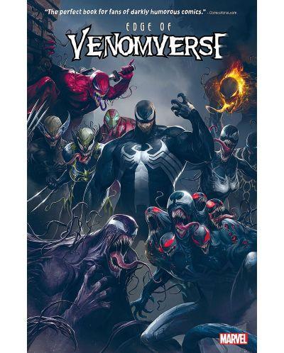 Edge Of Venomverse - 1