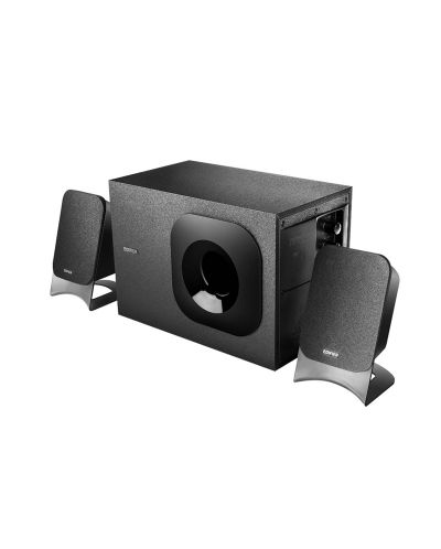 Аудио система Edifier M1370 - 2.1, черна - 1