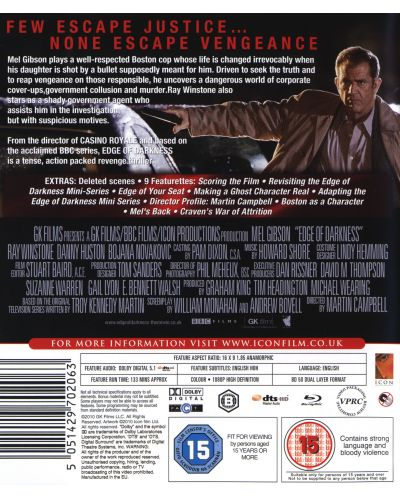 Edge Of Darkness (Blu-Ray) - 2