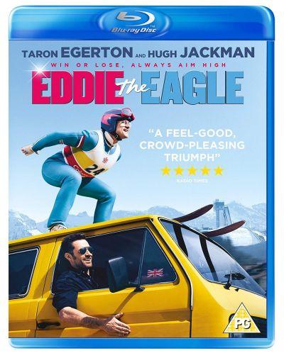 Eddie the Eagle (Blu-Ray) - 1