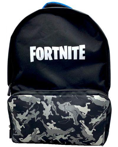 Ученическа раница Fortnite Dance Silhouettes - С преден джоб - 1