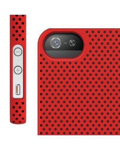 Калъф Elago S5 Breathe за iPhone 5, Iphone 5s -  червен - 3