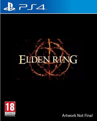 Elden Ring (PS4) - 1