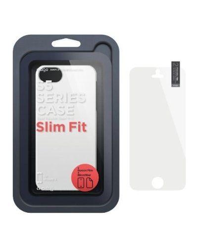 Elago S5 Slim Fit 2 Case за iPhone 5 -  бял - 3