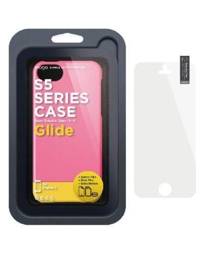 Калъф Elago S5 Glide за iPhone 5, Iphone 5s - тъмнорозов- - 8