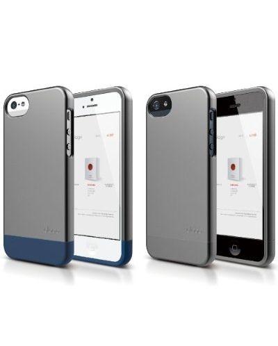 Калъф Elago S5 Glide за iPhone 5, Iphone 5s - тъмносив- - 2