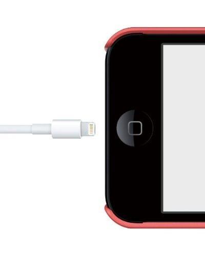 Калъф Elago S5 Breathe за iPhone 5, Iphone 5s -  светлочервен - 4