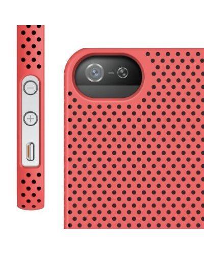 Калъф Elago S5 Breathe за iPhone 5, Iphone 5s -  светлочервен - 3