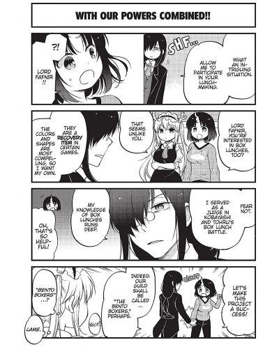 Miss Kobayashi's Dragon Maid, Elma's Office Lady Diary: Vol. 2 - 4