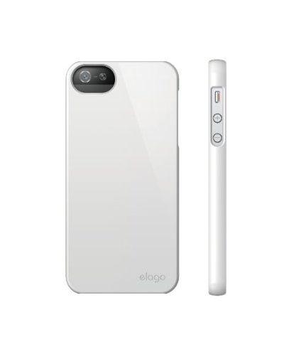 Elago S5 Slim Fit 2 Case за iPhone 5 -  бял - 4