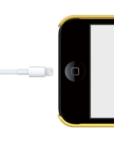 Калъф Elago S5 Breathe за iPhone 5, Iphone 5s -  жълт - 4