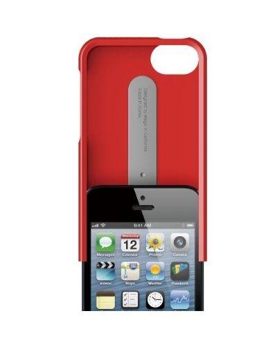 Калъф Elago S5 Glide за iPhone 5, Iphone 5s - червен-гланц - 4