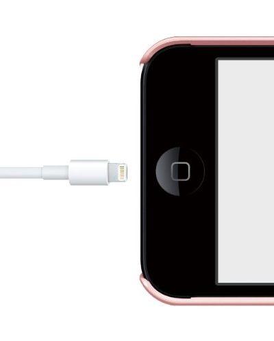 Калъф Elago S5 Breathe розов за iPhone 5 - 4