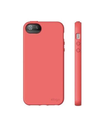 Калъф Elago S5 Flex за iPhone 5, Iphone 5s -  червен - 2